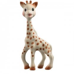 Żyrafa Sophie - bezpieczny gryzak