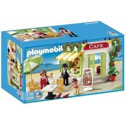 Playmobil Kawiarnia Portowa