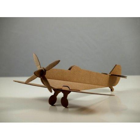 Samoloty z tektury - Leolandia