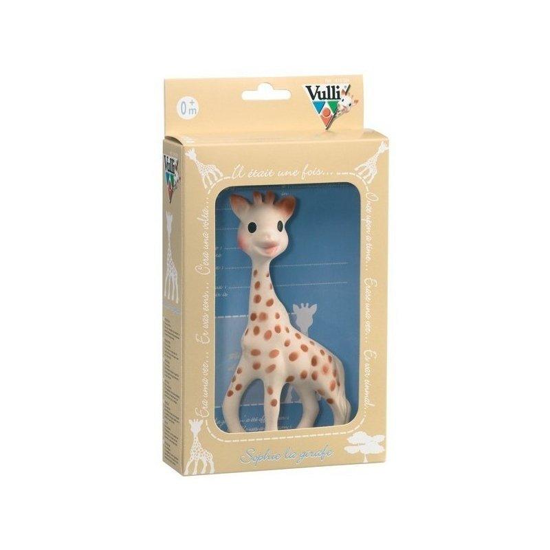 Żyrafa Sophie w pudełku do kupienia w Krakowie