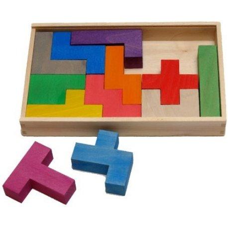 Bajo 97610 - puzzle pentomino