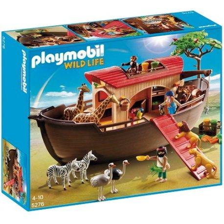 Playmobil 5276 - Duża Arka ze zwierzętami