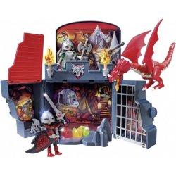 Playmobil 5420 - Smoczy Loch Więzienie w Skałach