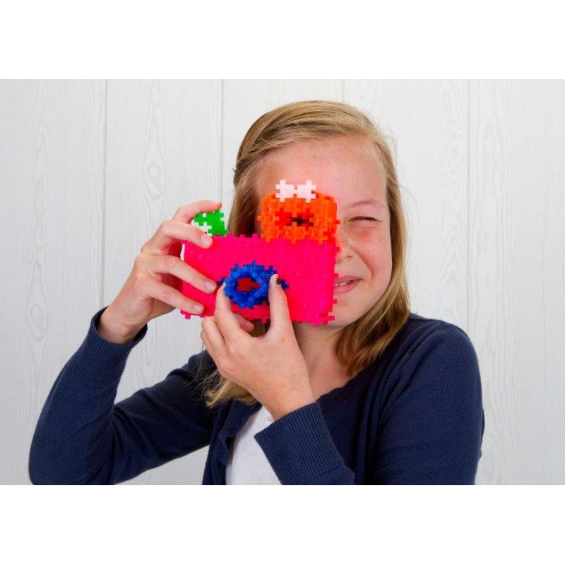 Kolcki Plus Plus - doskonała zabawa dla chłopców i dziewczynek