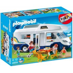 Playmobil 4859 - Samochód Kempingowy Auto Camper