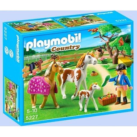 Playmobil 5227 - Wybieg dla koni