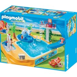 Playmobil 5433 - Basen Waleń Summer Fun