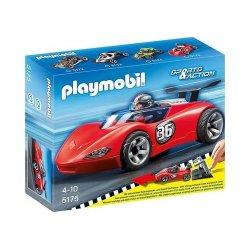 Playmobil 5175 - Czerwona Wyścigówka Sports Racer