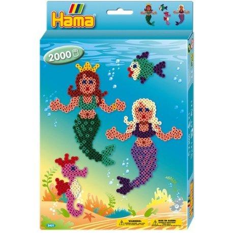 Hama 3431 - Syrenki - Koraliki