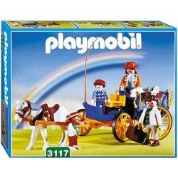Playmobil 3117 - Bryczka z Koniami