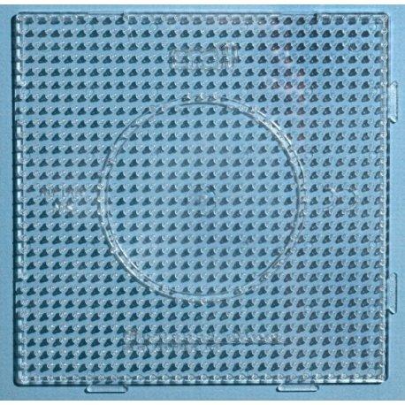 Hama 234TR - Duża przeźroczysta podkładka - korlaliki midi