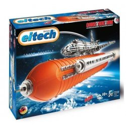 Eitech C12 - Statek Kosmiczny Deluxe - Space Shuttle