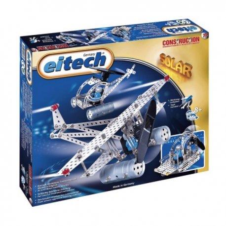 Eitech C74 - zestaw solarny Samolot