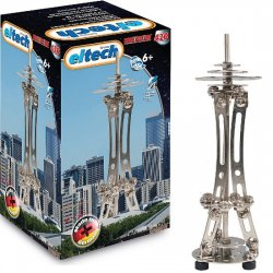 Eitech C420 - Eitech Space Needle Wieża Kosmiczna Iglica