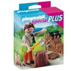 Playmobil 5412 - Drwal z Siekierką