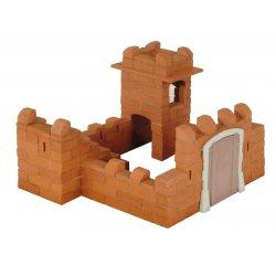 Teifoc 3500 - Mały Zamek 200 Elementów