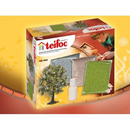 Zestaw do dekoracji domków Teifoc