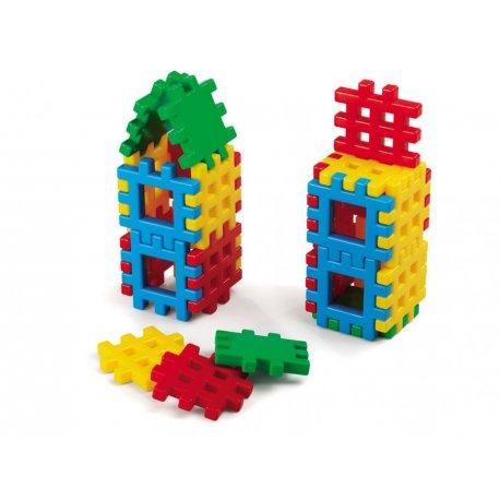Klocki Knstrukcyjne 24 elementy - Marioinex