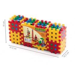 Waflowe Klocki Konstrukcyjne 48 elementów - Marioinex