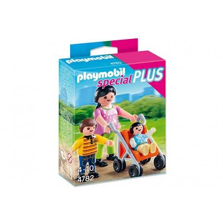 Playmobil 4782 - Zestaw Mama z dziećmi