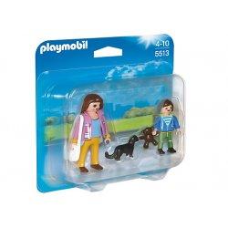 Playmobil 5513 - Duo Pack Mama i Szkolne Dziecko