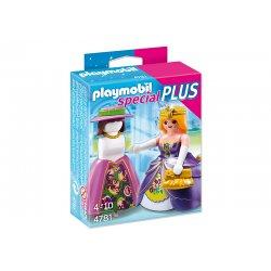 Playmobil 4781 - Figurka Księżniczka z Manekinem