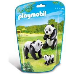 Figurki Playmobil 6652 - 3 Pandy