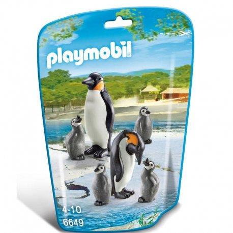 Playmobil 6649 - Pingwiny