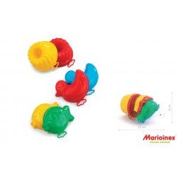 Plastikowe Foremki do Piasku - Marioinex 900 352