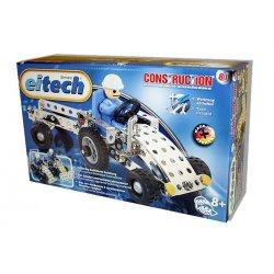 Klocki Eitech C81 - Traktor z przyczepą