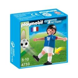 Playmobil 4733 - Piłkarz Reprezentacji Francji