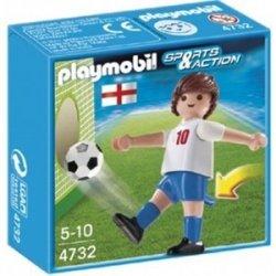 Playmobil 4732 - Piłkarz Reprezentacji Anglii