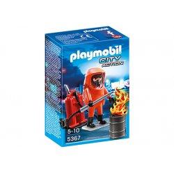 Playmobil 5367 - Strażak jednostki specjalnej