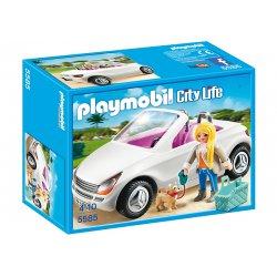 Playmobil 5585 - Kabriolet - Zestaw City Life