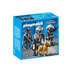 Playmobil 5565 - Grupa oddziału specjalnego