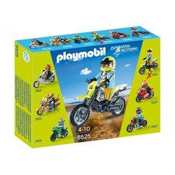 Playmobil 5525 - Motocykl Crossowy