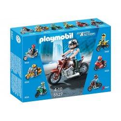 Playmobil 5527 - Motocykl Muscle z Figurką