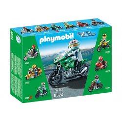 Playmobil 5524 - Motocykl Sportowy