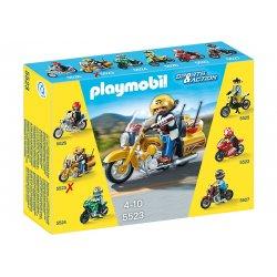 Playmobil 5523 - Motocykl Krążownik Dróg