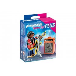 Playmobil 4784 - Gwiazda Rocka