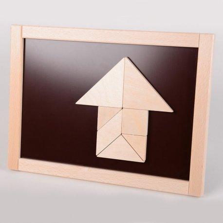 Pilch - Tangram magnetyczny