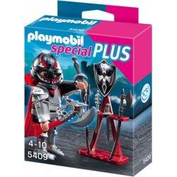 Playmobil 5409 - Rycerz z Toporem i Stojakiem