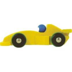 Drewniany Samochodzik Formuła BAJO