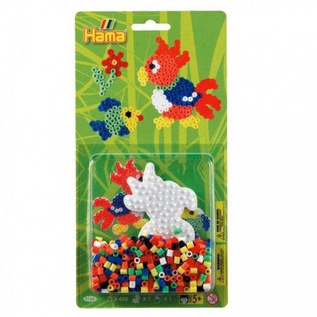 Hama 4164 - Hama Midi Mały Blister - papuga