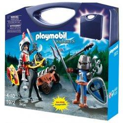 Playmobil 5972 - Przenośna Walizka Bitwa Rycerska