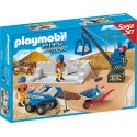 Playmobil 6144 - Plac Budowy SuperSet