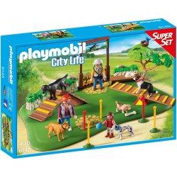 Playmobil 6145 Superset Szkoła dla psów