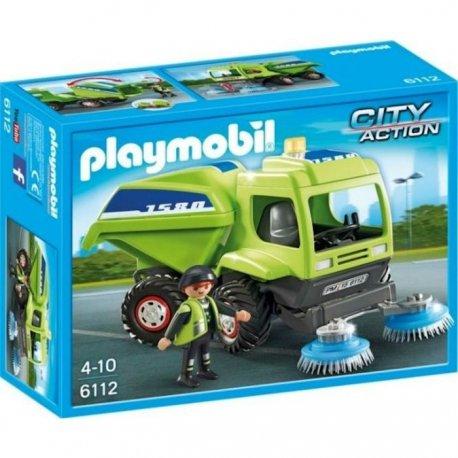 Playmobil 6112 - Zamiatarka miejska
