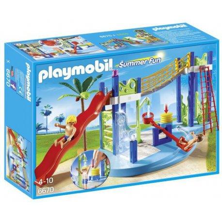 Playmobil 6670 Wodny plac zabaw