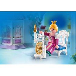 Figurka Playmobil 4790 - Księżniczka z Kołowrotkiem